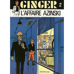 Ginger (5) - L'affaire Azinsky