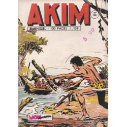 Akim (298) - Le marécage de la mort