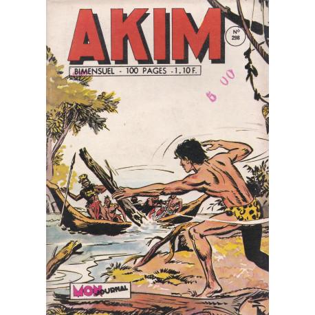 Akim (293) - Le lac fantôme