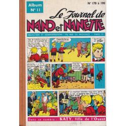 Le journal de Nano et Nanette (11) - (178 à 190)