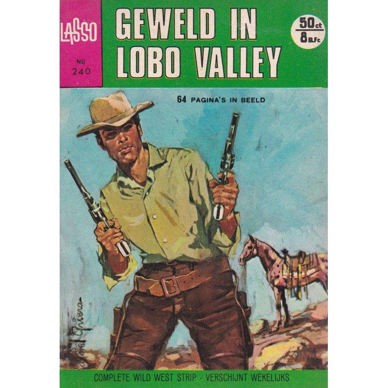 Lasso (240) - Geweld in lobo valley
