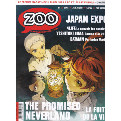 Zoo (66) - Japan expo - The promised neverland