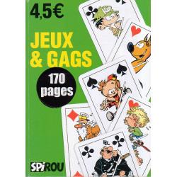 Spirou - Jeux et gags (2001)