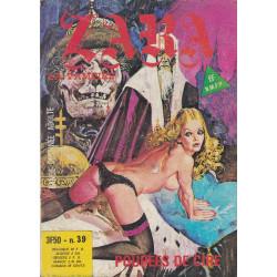 Zara, la vampire (39) - Poupées de cire