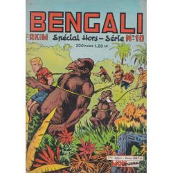 Bengali (10) - Les esclaves des montagnes bleues