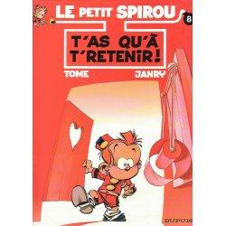 Le petit Spirou (8) - T'as qu'à t'retenir