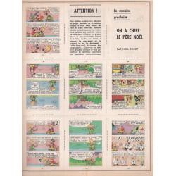 Mini-récits (390) - Le bel Albert - Le bel Albert et vulcain