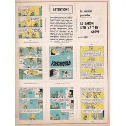 Mini-récits (395) - Le bel Albert - Le bel Albert affranchi