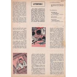 Mini-récits (22) - Mini bibliothèque Spirou - Le repaire des mutants