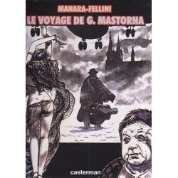 Milo Manara - Le voyage de G. Mastorna