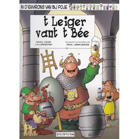 Poje en patois Bruxellois (13) - 'T leiger vant 't bee