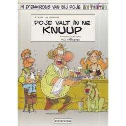 Poje en patois Bruxellois (6) - Poje valt in ne knuup