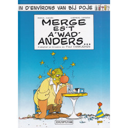 Poje en patois Bruxellois (3) - Merge es't a' wad' anders