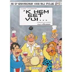 Poje en patois Bruxellois (5) - Merge es't a' wad' anders