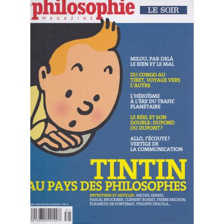 Tintin (HS) - Au pays des philosophes
