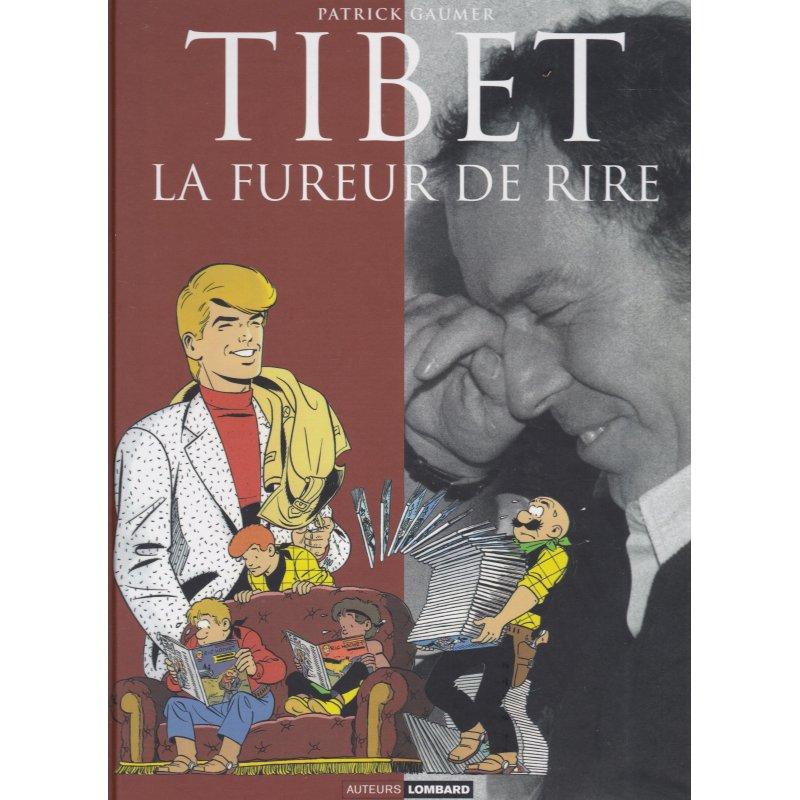 Ric Hochet (HS) - Tibet la fureur de rire