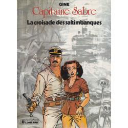 Capitaine Sabre (4) - La croisade des saltimbanques