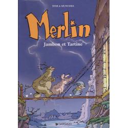 Merlin (1) - Jambon et Tartine