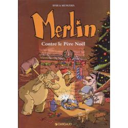 Merlin (2) - Merlin contre le père noël