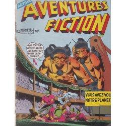 Aventures fiction (3) - Vous avez volé notre planète