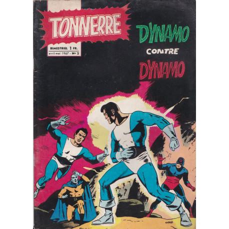 Tonnerre (2) - Dynamo - Dynamo contre Dynamo
