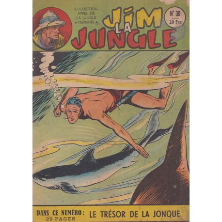 Jim la jungle (30) - Le trésor de la jonque