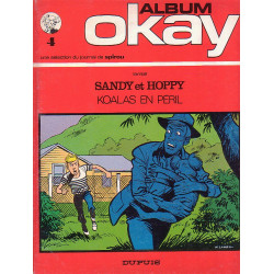 Sandy et Hoppy (HS) - Koalas en péril
