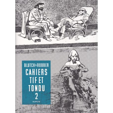 Tif et Tondu (HS) - Cahiers Tif et Tondu (2)