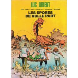 Luc Orient (17) - Les spores de nulle part