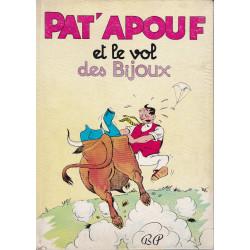 Pat Apouf (12) - Pat Apouf et le vol des bijoux