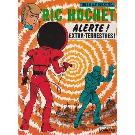 Ric Hochet (22) - Alerte extra-terrestres