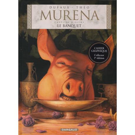 Murena (10) - Le banquet