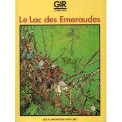 Gir oeuvres complètes (1) - Le lac des émeraudes