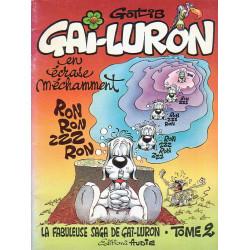 Gai Luron en écrase méchamment (2)