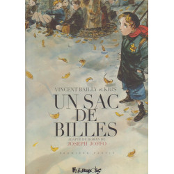 Vincent Bailly - Un sac de billes