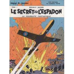 Blake et Mortimer (1-2) - Le secret de l'Espadon (1-2)