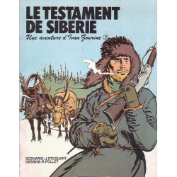 Ivan Zourine (2) - Le testament de Siberie