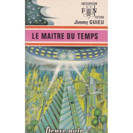 Anticipation - Fiction (630) - Le maître du temps