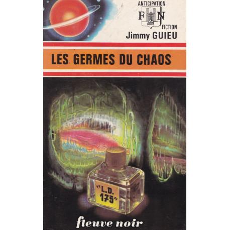 Anticipation - Fiction (578) - Les germes du chaos