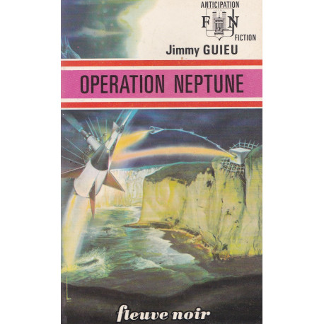 Anticipation - Fiction (568) - Opération Neptune