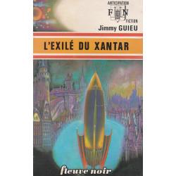 Anticipation - Fiction (618) - L'exilé du Xantar