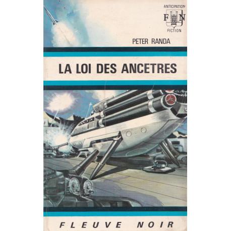 Anticipation - Fiction (522) - La loi des ancetres