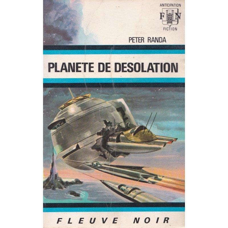 Anticipation - Fiction (478) - Planête de désolation