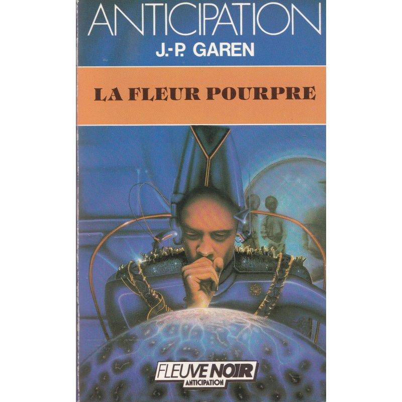 Anticipation - Fiction (1439) - La fleur pourpre
