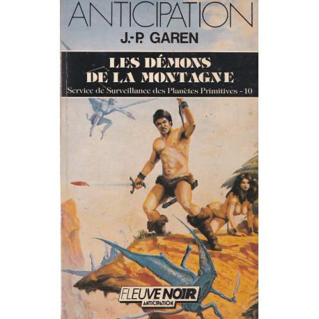 Anticipation - Fiction (1590) - Les démons de la montagne