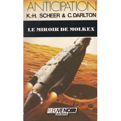 Anticipation - Fiction (1473) - Le miroir de Molkex