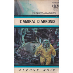 Anticipation - Fiction (541) - L'amiral d'Arkonis