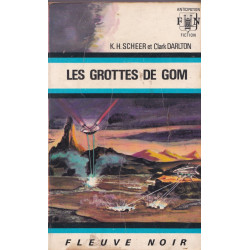 Anticipation - Fiction (465) - Les grottes de Gom