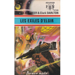 Anticipation - Fiction (601) - Les exilés d'Elgir