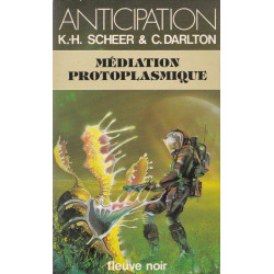 Anticipation - Fiction (1213) - Médaillon protoplasmique